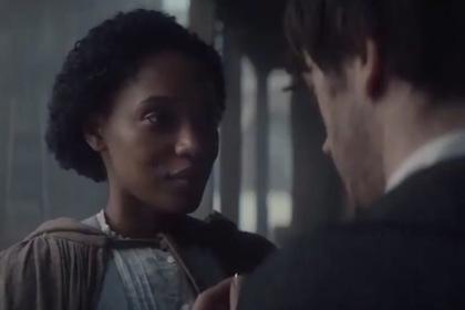 Реклама о любви белого мужчины к чернокожей рабыне возмутила пользователей сети