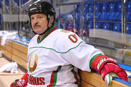 Лукашенко заявил о ненужности КХЛ и бешеных зарплат в спорте