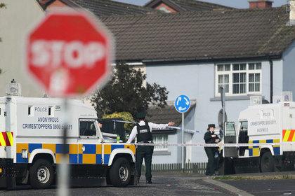 В гибели молодой журналистки в Северной Ирландии обвинили террористов