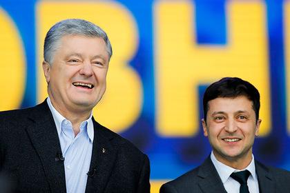 Главные цитаты из дебатов Зеленского и Порошенко