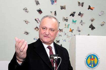 Молдавия попросила США о помощи