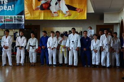 В Суздале стартовал чемпионат России по дзюдо для особенных детей