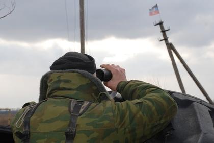 В ДНР рассказали об атаке украинских диверсантов перед дебатами в Киеве