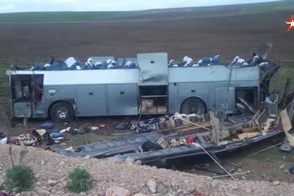 В автокатастрофе в Казахстане погибли 11 человек