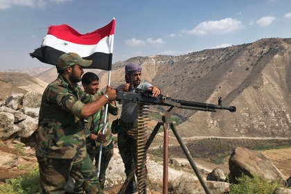 В Сирии с начала месяца убили 35 военных