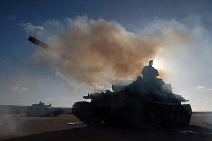 В Ливии заявили о тяжелых боях под Триполи