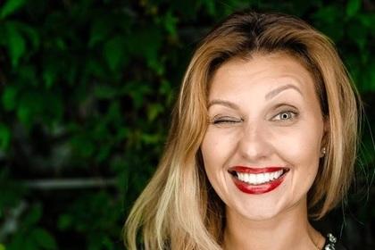 Жена Зеленского объяснила свое появление в списке врагов Украины