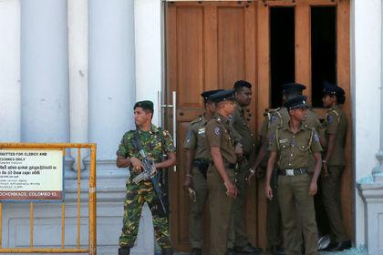 В Шри-Ланке произошел восьмой взрыв за день