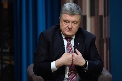 Порошенко определился с планами на случай проигрыша выборов