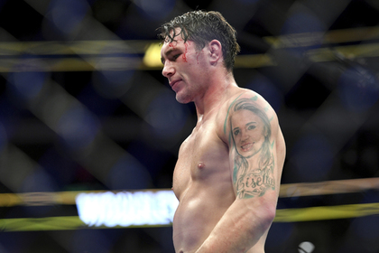 Британского бойца UFC арестовали за погром в отеле и угон такси