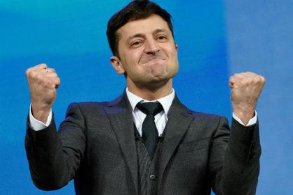 Экзитполы показали разгромную победу Зеленского на выборах президента Украины