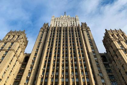 Москва прокомментировала результаты выборов президента Украины