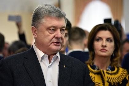 Порошенко испугался смены курса Украины