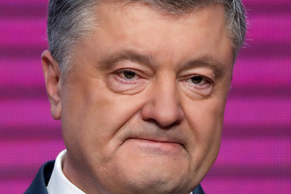 Украинцы зауважали «вошедшего в историю» Порошенко