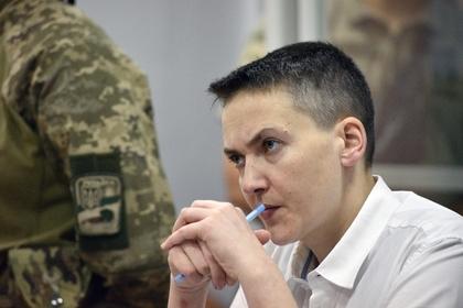 Савченко назвала виновных в конфликте с Россией