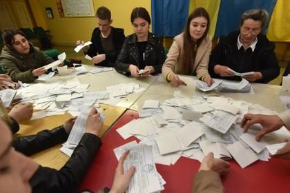 Стала известна дата объявления итогов выборов президента на Украине