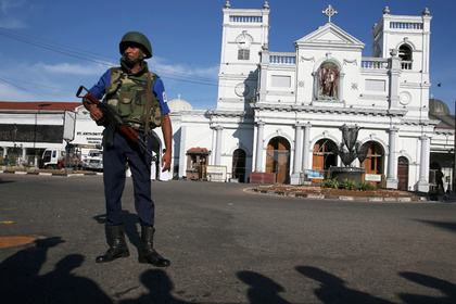 Полиция Шри-Ланки вычислила новых подозреваемых по делу о терактах