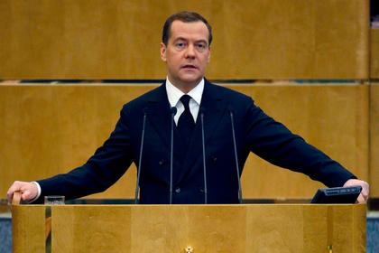 Медведев прокомментировал итоги президентских выборов на Украине