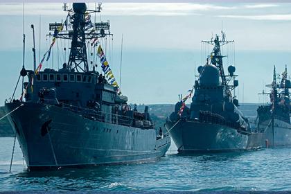 Российским морякам отказали в выплате суточных за работу в Сирии