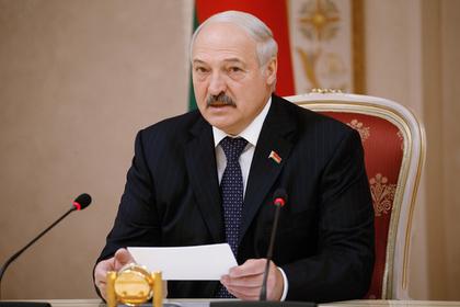 Лукашенко напомнил Зеленскому о братских связях