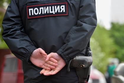 Российского полицейского обвинили в похищении человека