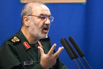 Корпус стражей исламской революции возглавил противник США и Израиля