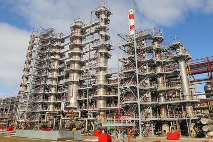 Российская нефть сломала белорусский завод