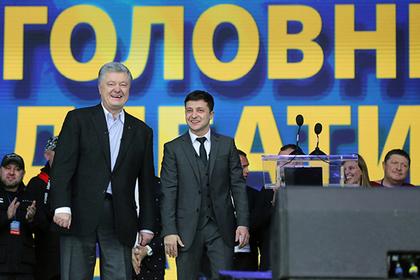 В Кремле объяснили отсутствие интереса у Путина к дебатам Порошенко и Зеленского