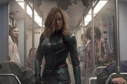Американец потратил 233 часа на фильм о самой сильной женщине «Капитан Марвел»