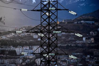 Крым отрубили от российского электричества