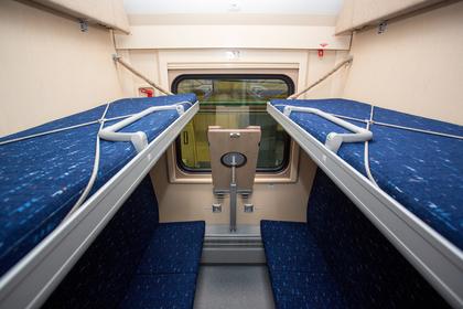 В новых вагонах российских поездов появятся холодильники и сейфы