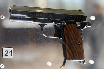 Пистолет подтвердившего смерть Сталина генерала нашли в старом пианино