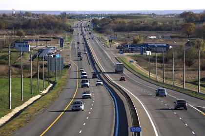 В России собрались увеличить максимальную скорость на федеральных трассах