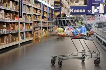 В России подорожала еда