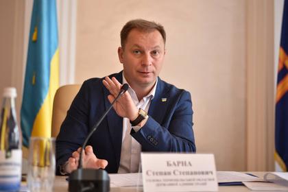 Украинский губернатор собрался в отставку и погрозил уничтожителям страны