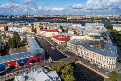 Именитые жители Петербурга поддержали идею построить парк «чуть получше Зарядья»