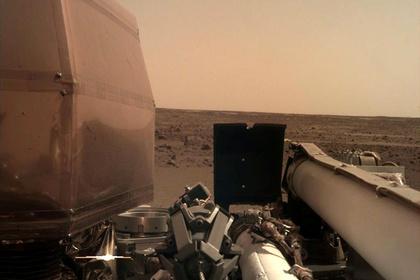 На Марсе впервые зафиксировали землетрясение