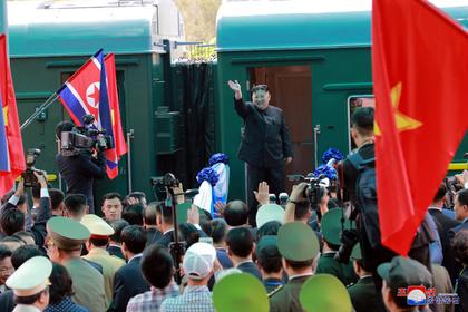 Ким Чен Ын приедет к Путину на собственном бронепоезде
