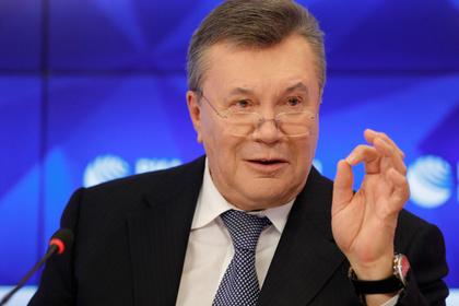 Янукович захотел вернуться на Украину