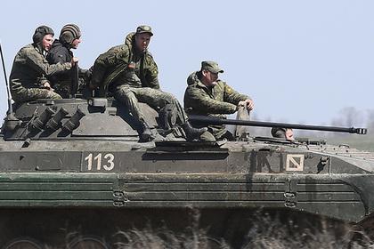 Россия усилит войска на западе и юге из-за активности НАТО