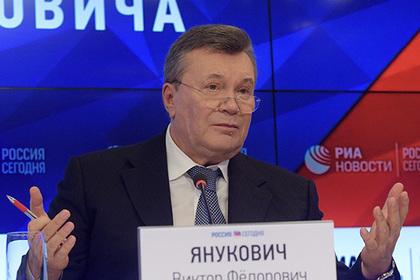 На Украине пообещали встретить Януковича с «конвоем и наручниками»