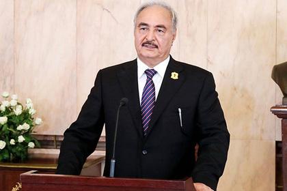 Россия попросила Хафтара остановить захват Триполи