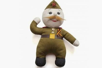 Российские ветераны обозлились на «похабные» игрушки ветеранов