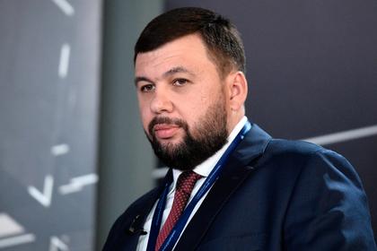 Глава ДНР высказался об упрощении выдачи российских паспортов жителям Донбасса