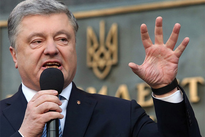 Порошенко обвинил Россию в подготовке аннексии Донбасса