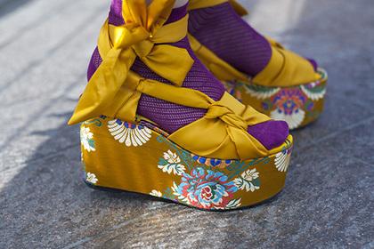 Популярная обувь из 1990-х оказалась опасной для здоровья