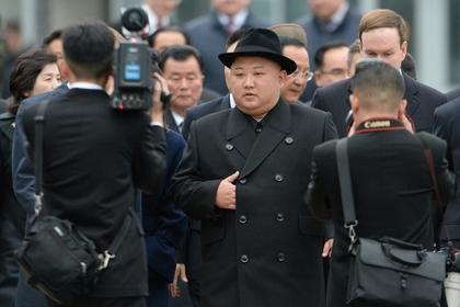 Запросивший борща и пельменей Ким Чен Ын показал сходство с отцом