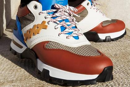 Мужские кроссовки предложили персонализировать в интерактивном приложении