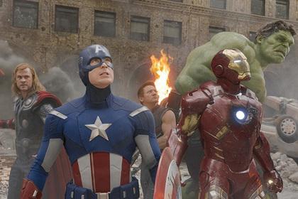 Раскрыты гонорары главных звезд «Мстителей»
