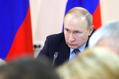 Путин утвердил 15 критериев эффективности работы губернаторов